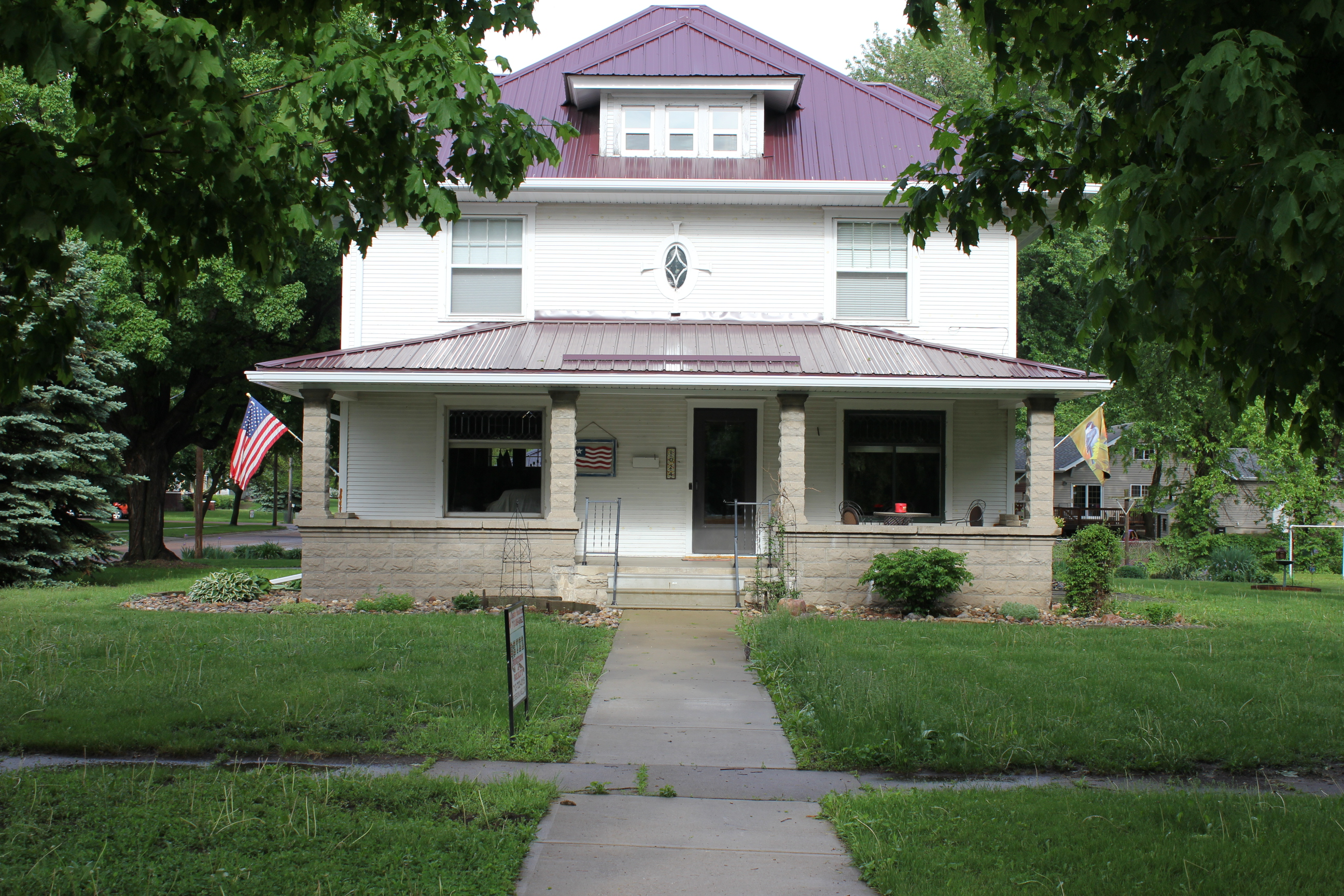 1024 Ave M Hawarden Iowa 51023 Beyer Auction And Realty In Sioux